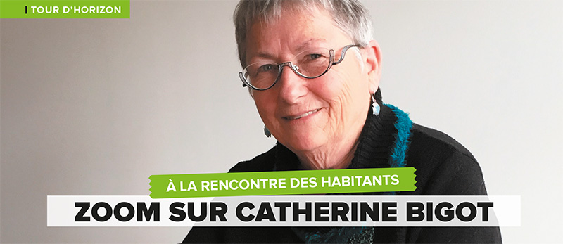 Photo d'illustration de l'article sur Catherine Bigot écrivain public et biographe paru dans le magazine NEOTOA MAG de juin 2018